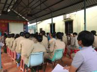 Buổi tập huấn kỹ thuật cho khách hàng tại Tp. Hồ Chí Minh